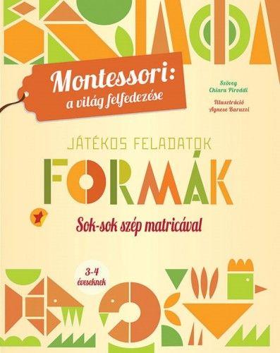 Formák - Maria Montessori pdf epub