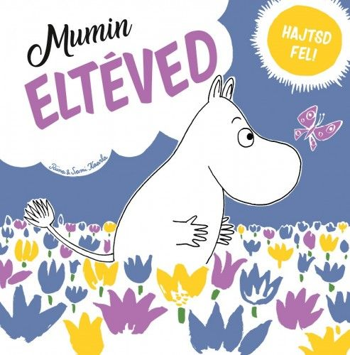 Mumin eltéved -  pdf epub