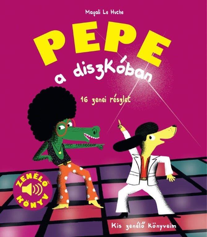 Pepe a diszkóban