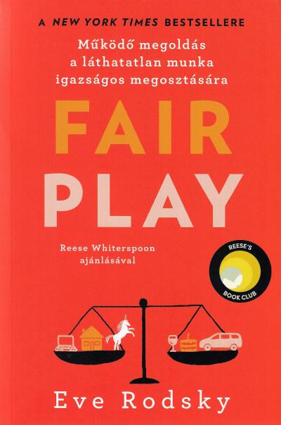 Eve Rodsky - Fair Play