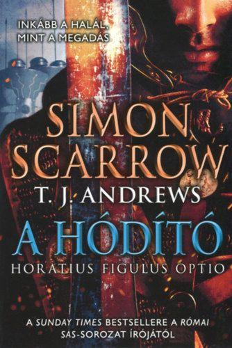 A hódító - Simon Scarrow pdf epub