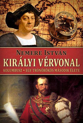 Királyi vérvonal - Nemere István pdf epub
