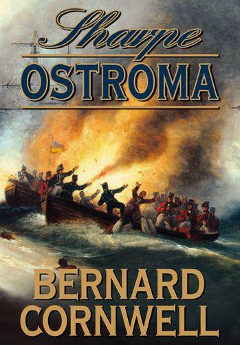 Sharpe ostroma - Bernard Cornwell |