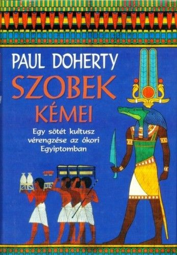 Szobek kémei - Paul Doherty pdf epub