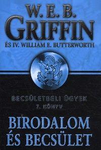 Birodalom és becsület - W. E. B Griffin pdf epub