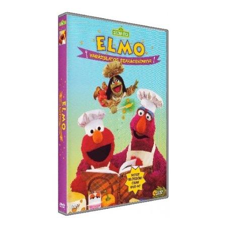 Szezám utca - Elmo varázslatos szakácskönyve - DVD