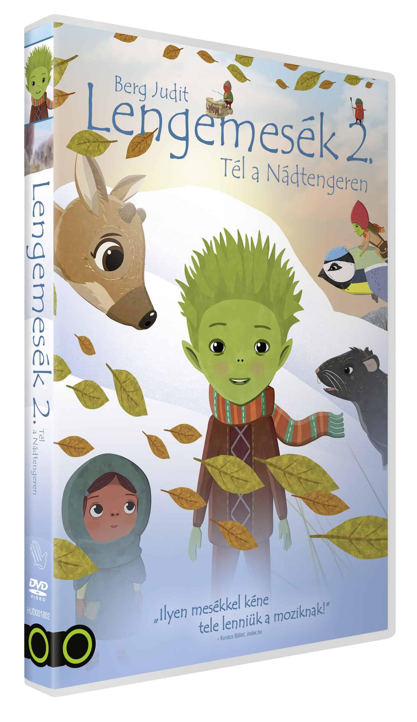 Lengemesék 2. - Tél a Nádtengeren - DVD