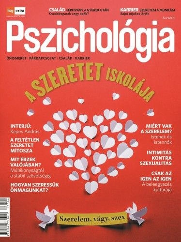 HVG Extra Magazin - Pszichológia 2017/04