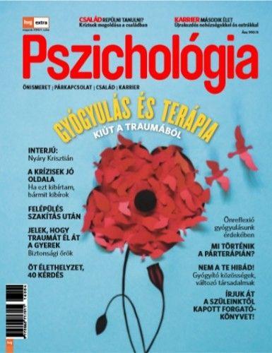HVG Extra Magazin - Pszichológia 2018/01