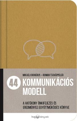 44 kommunikációs modell
