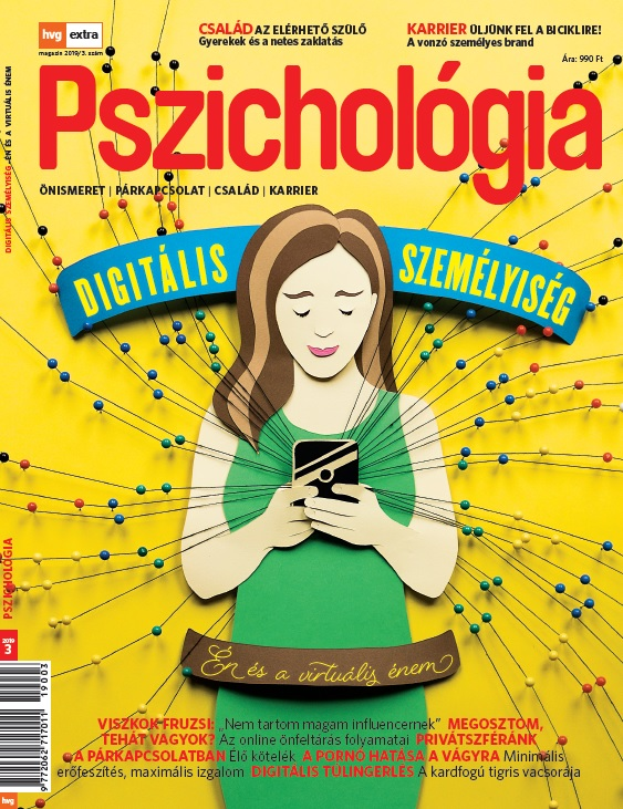 HVG Extra Magazin - Pszichológia 2019/03