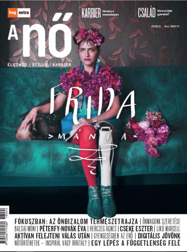 HVG Extra Magazin - A nő 2018/2