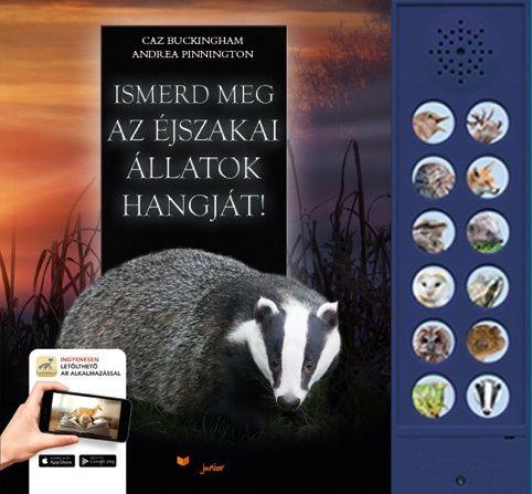 Ismerd meg az éjszakai állatok hangját! - Andrea Pinnington pdf epub