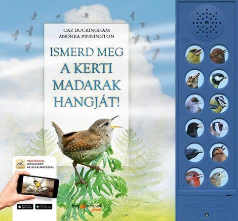 Ismerd meg a kerti madarak hangját! - Andrea Pinnington pdf epub