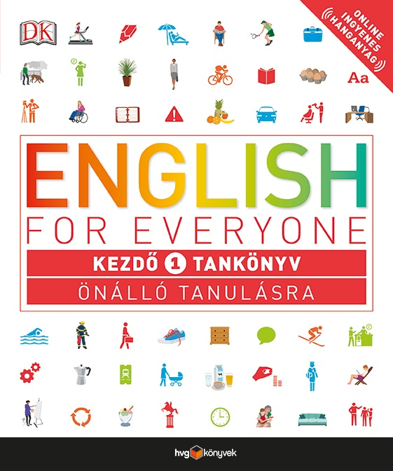 English for Everyone: Kezdő 1. tankönyv