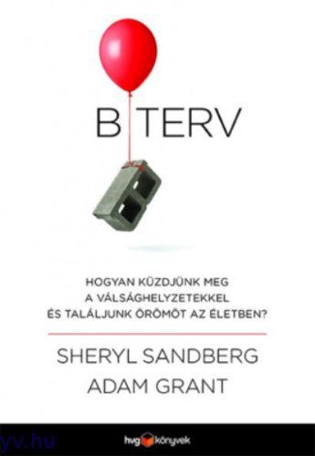 B terv - Sheryl Sandberg |