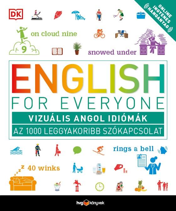 English for Everyone: Vizuális angol idiómák