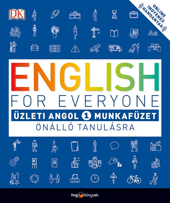 English for Everyone: Üzleti angol 1. munkafüzet
