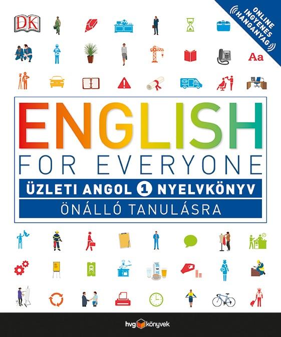 English for Everyone: Üzleti angol 1. nyelvkönyv