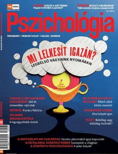 HVG Extra Magazin - Pszichológia 2018/03