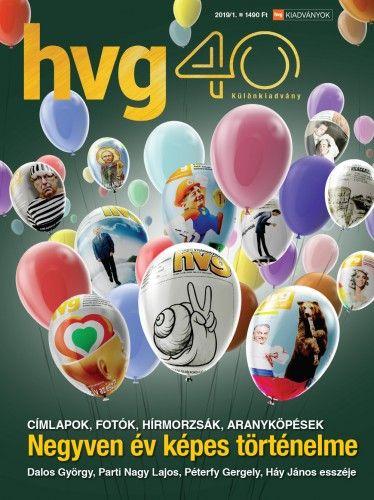 HVG 40 Különkiadvány