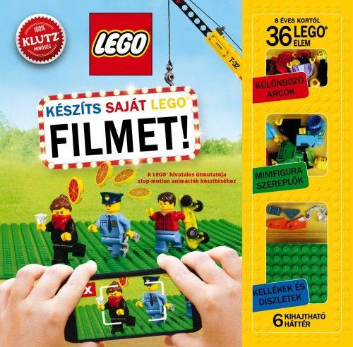 Készíts saját LEGO filmet! -  pdf epub
