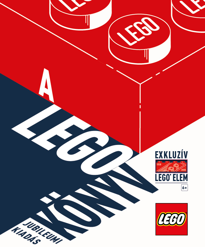 A LEGO KÖNYV -  pdf epub