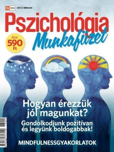 HVG Extra Magazin - Pszichológia munkafüzet - 2017/02 különszám
