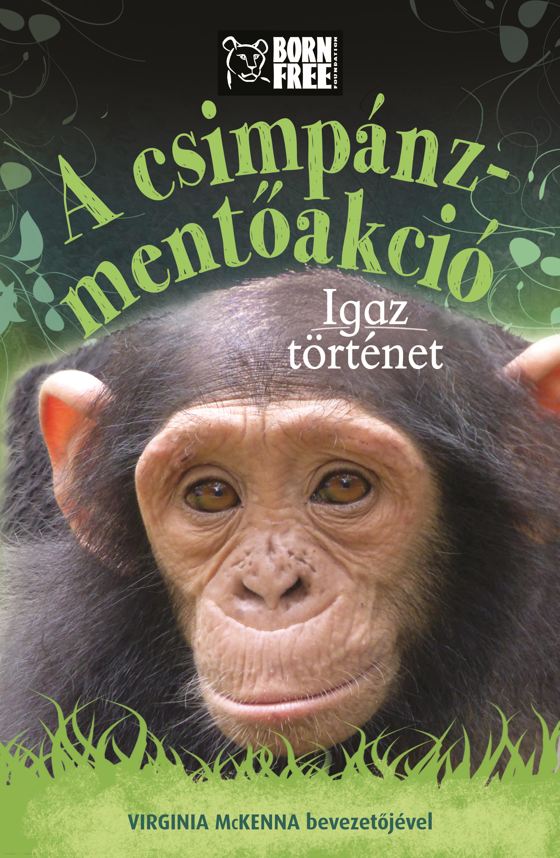 A csimpánz-mentőakció