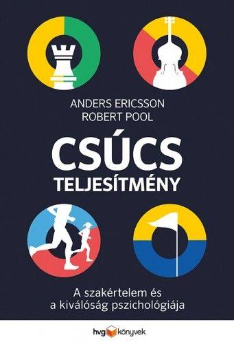 Csúcsteljesítmény - Anders Ericsson pdf epub