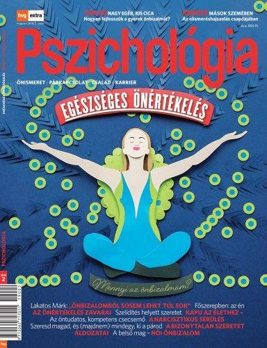 HVG Extra Magazin - Pszichológia 2019/2.