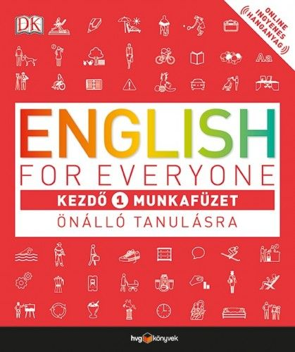 English for Everyone: Kezdő 1. munkafüzet
