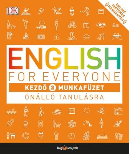 English for Everyone: Kezdő 2. munkafüzet