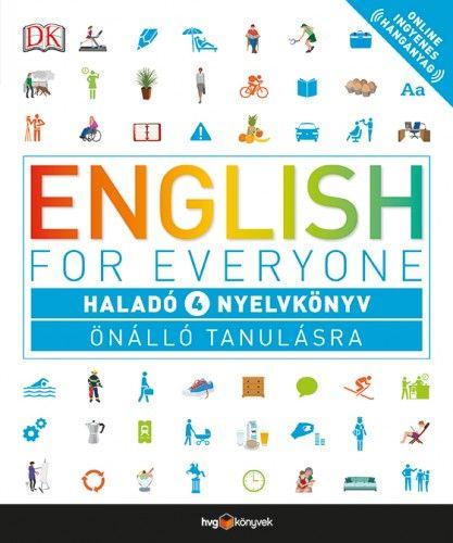 English for Everyone: Haladó 4. nyelvkönyv