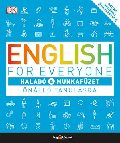 English for Everyone: Haladó 4. munkafüzet