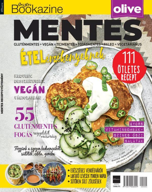 Mentes - 111 ötletes recept - Gasztro Bookazine