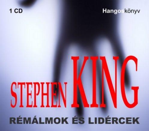 Rémálmok és lidércek - Hangoskönyv (CD)