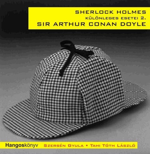 Sherlock Holmes különleges esetei 2. CD