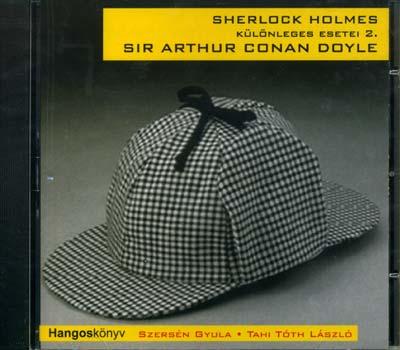Sherlock Holmes különleges esetei 2. - Hangoskönyv
