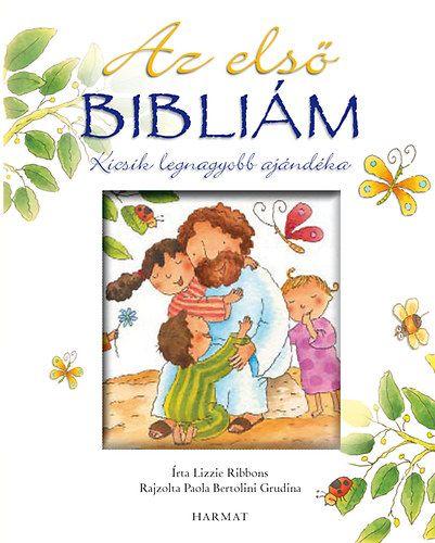 Az első Bibliám - Lizzie Ribbons pdf epub