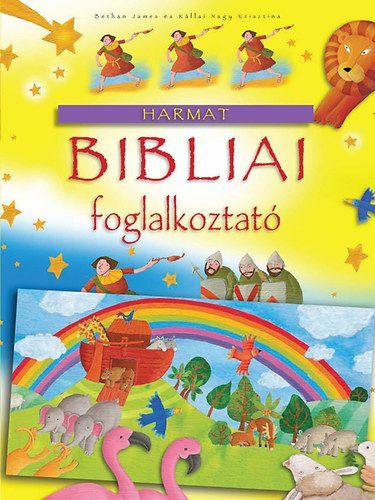 Bibliai foglalkoztató - Bethan James pdf epub