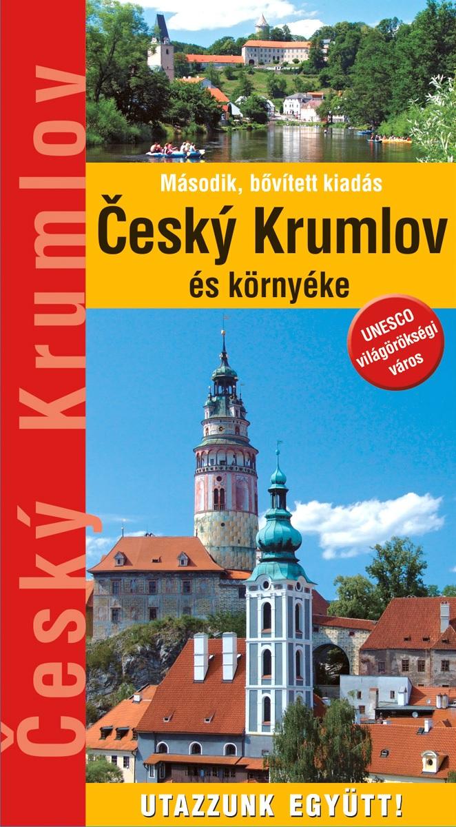 Cesky Krumlov és környéke