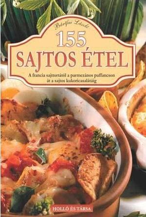 155 sajtos étel
