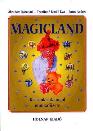 Magicland - Kisiskolások angol munkafüzete
