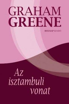 Az isztambuli vonat - Graham Greene pdf epub