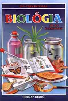 Biológia 10-14 éveseknek