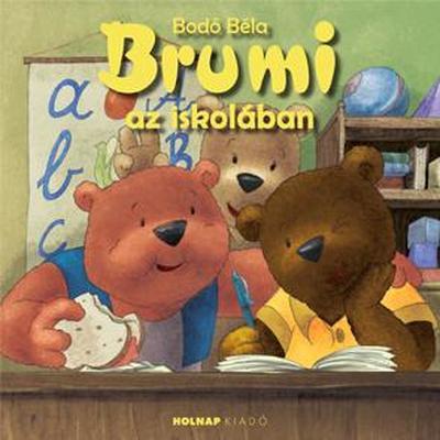 Brumi az iskolában - Bodó Béla pdf epub