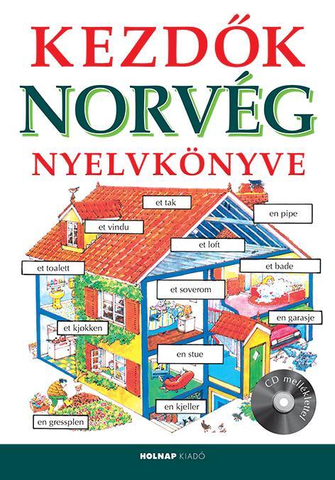 Kezdők Norvég Nyelvkönyve CD melléklettel
