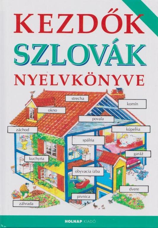 Kezdők Szlovák Nyelvkönyve