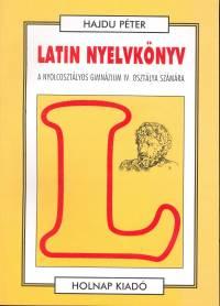 Latin nyelvkönyv IV.